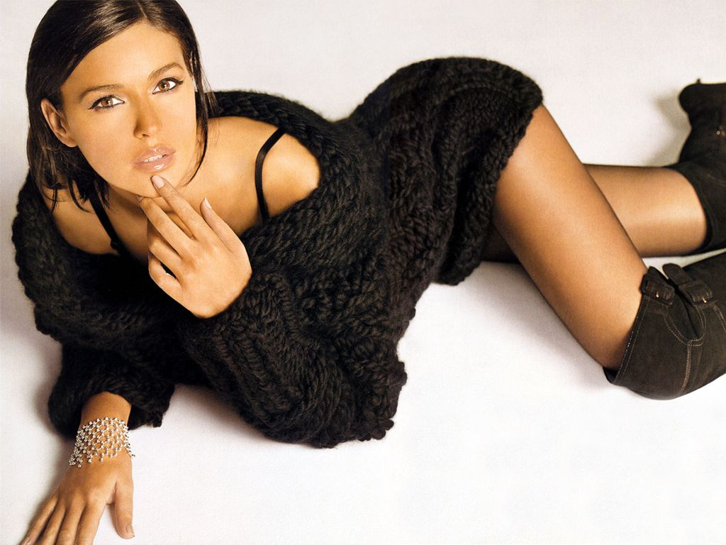 Monica Anna Maria Bellucci - Photo Gallery
