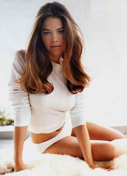 Denise Richards celebrity Devon Michaels as She Hulk