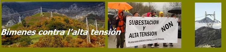 BIMENES CONTRA L'ALTA TENSIÓN