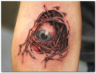 Weird Tattoo Design. Posted by Anwar BoRozZ at 02:27