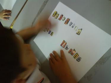 escritura del nombre como herramienta de aprendizaje