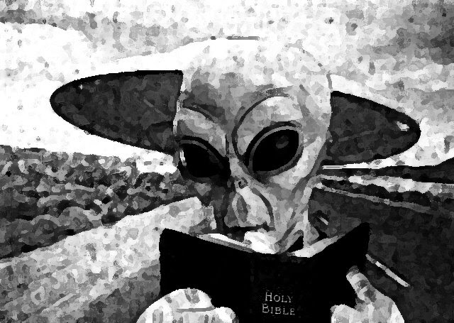 essay on ufo and aliens in the bible