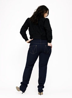 Tempt Plus Size Jeans