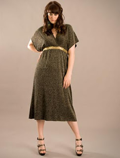 anna scholz, plus size fashion