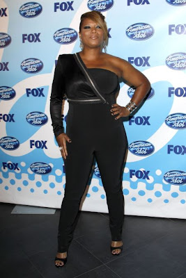 Queen Latifah on American Idol