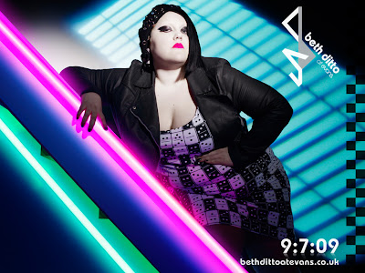 Beth Ditto for Evans UK