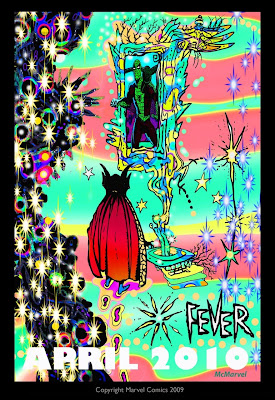 Fever... by Brendan McCarthy