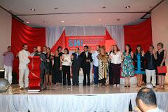 I ASAMBLEA GENERAL ORDINARIA - TOMA DE PROTESTA - FUNDACIÓN CIDI 2009