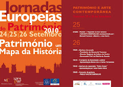 Jornadas Europeias do Património - Património e Arte Contemporânea