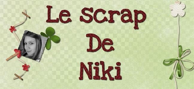 Les scraps de Niki