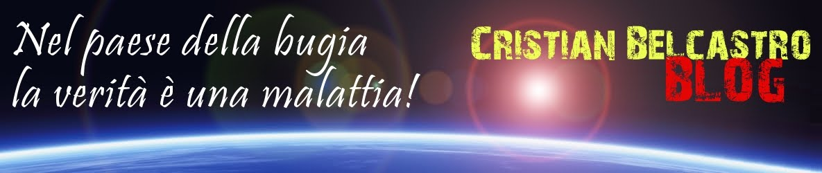 Cristian Belcastro Blog