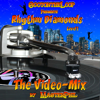 Rhythm Diamonds Level1 Video-Mix