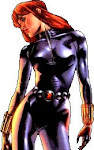 My Fave Character - The Black Widow (Natasha Romanova)