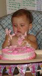 Haylee's 1st Birthday
