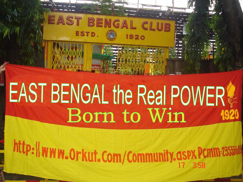 www.EAST BENGAL the Real POWER.com