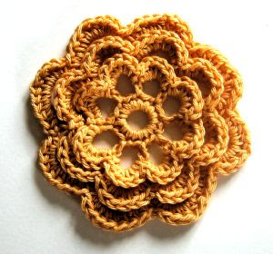 ~Crochet Patterns and More~: Dainty and Delicate Flower Pattern