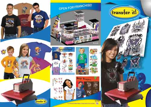 Pnoy franchise printing and ink refilling for T shirt printing franchise