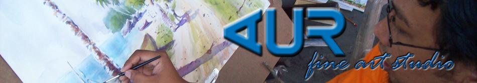 AUR fine art studio