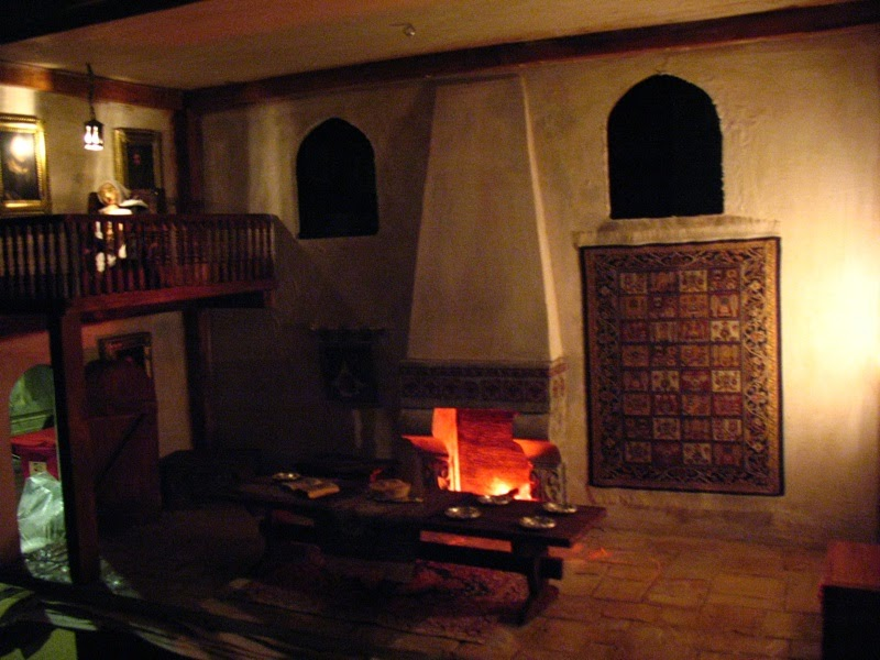 The Tudor Medieval Jacobean Queen Anne Dollhouse