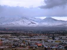 Las Vegas Snowfall
