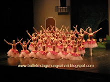 Kelas Ballet & Jazz Hip Hop by Marlupi Dance Academy