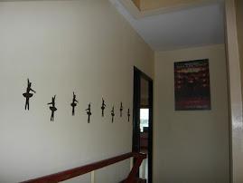 Studio Baru MDA Gunung Sahari, yaitu Studio Ballet & Jazz ke II kami.