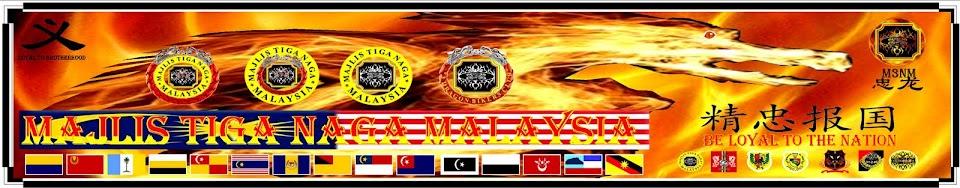 Majlis Tiga Naga Malaysia Dan Singapura