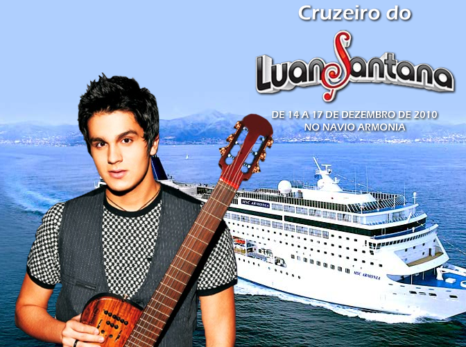Cruzeiro Do Luan Santana 2010  Aten    O F  S De Luan Santana N  O