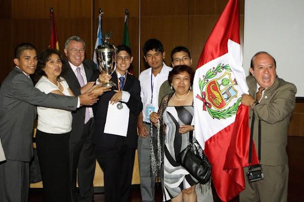 III OLIMPIADA  IBEROAMERICANA DE BIOLOGIA  EN LAS PALMAS DE GRAN CANARIA ESPAÑA 2009