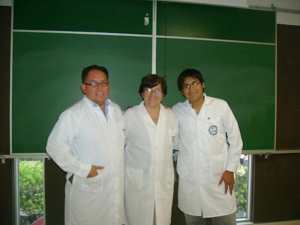 V CURSO DE PROCEDIMIENTOS EN MICROBIOLOGIA . UNIVERSIDAD PERUANA CAYETANO HEREDIA U.P.C.H.  2010