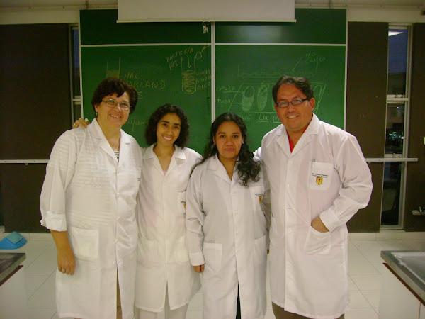 CURSO DE ACTUALIZACION EN PROCEDIMIENTOS MODERNOS EN BACTERIOLOGIA  UPCH 2010