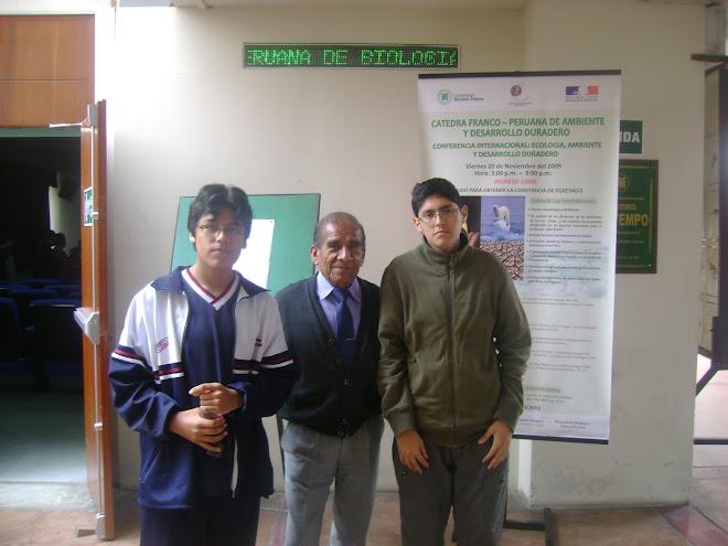 IV OLIMPIADA PERUANA DE BIOLOGIA O.P.B. LIMA-PERU 2009