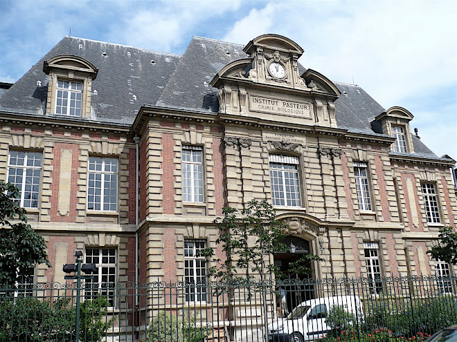 INSTITUT PASTEUR - PARIS FRANCE