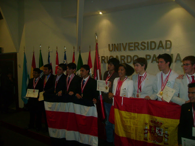 IV O.I.A.B. LIMA PERU- 2010