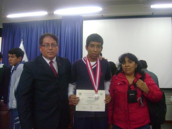 V OLIMPIADA PERUANA DE BIOLOGIA O.P.B. 2010 CLASIFICAMOS A LA V O.I.A.B. COSTA RICA  2011.