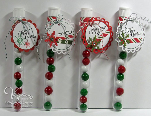 Stop and stamp the roses test tube treats for Test tubes for crafts