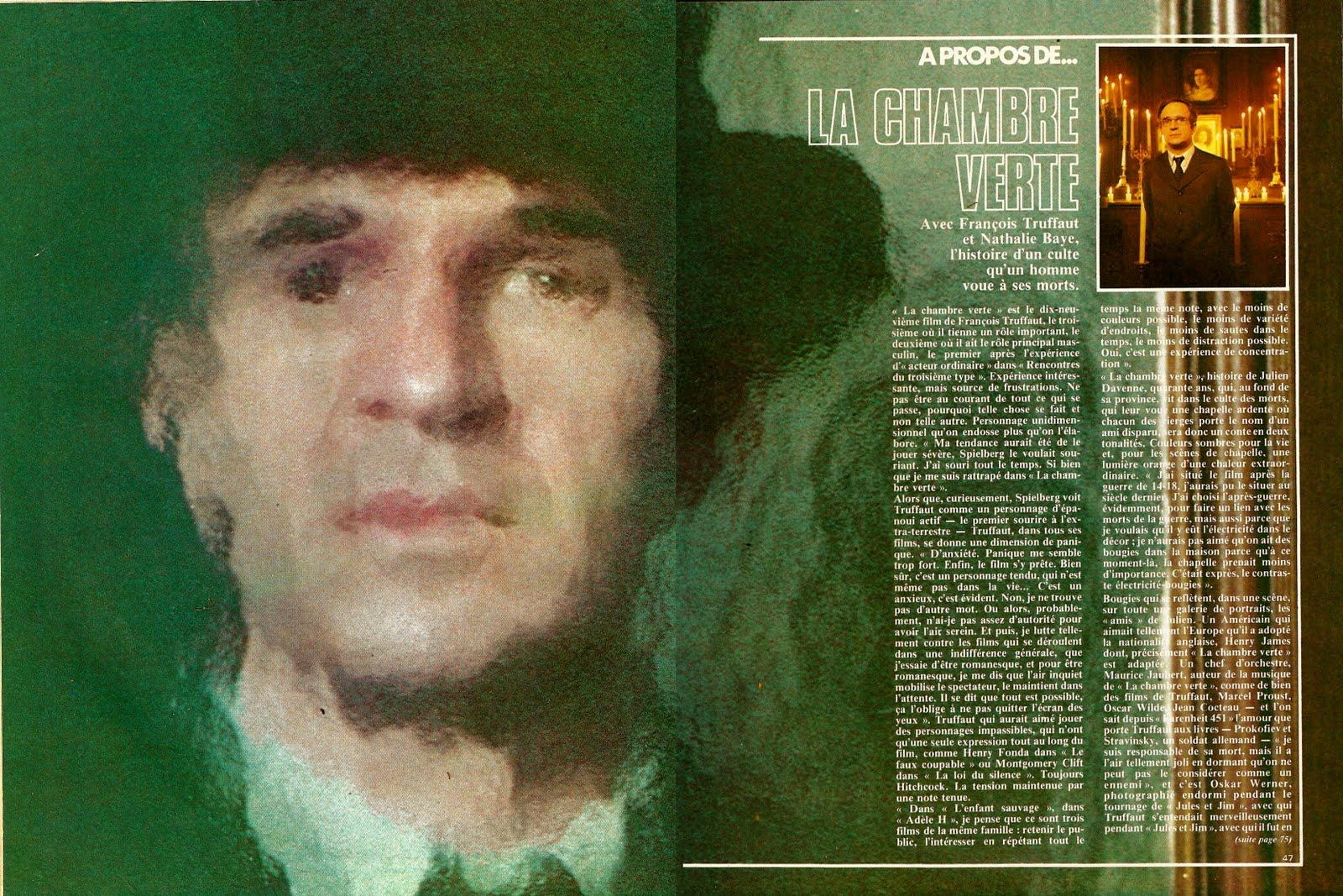 Chambre Verte Truffaut
