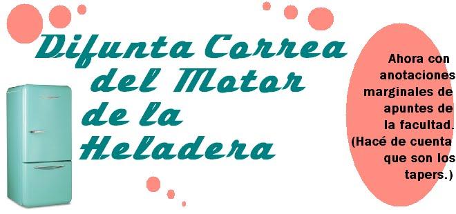 Difunta Correa del Motor de la Heladera