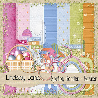 Site Blogspot  Garden Layouts Designs on Layout Using Spring Garden   Spring Garden Easter And Page Borders