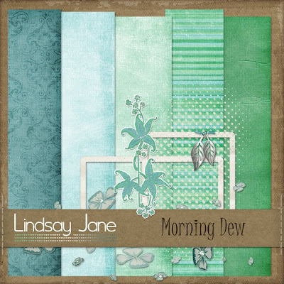 http://lindsayjanedesigns.blogspot.com/2009/05/free-mini-kit-morning-dew.html