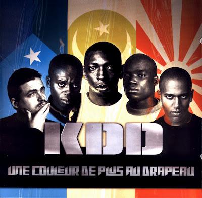 KDD   Une couleur de plus au drapeau   Rap FR 2000 preview 0