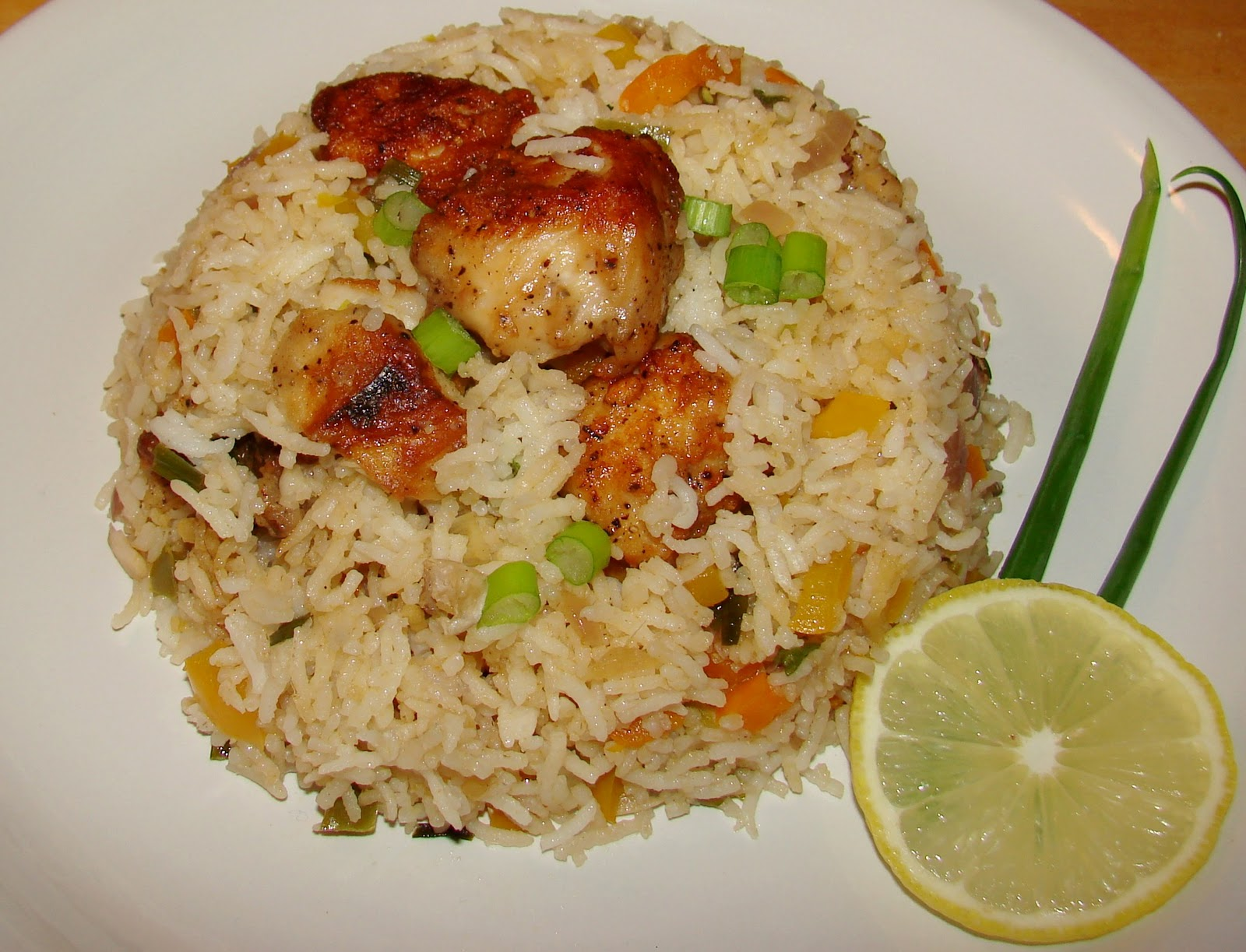 Fish fried rice recipe for Rice recipes to go with fish