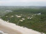 7 km de praia privativa
