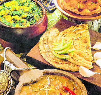 Rajasthani Vegetarian Recipes, Cooking Courses in India, Indian