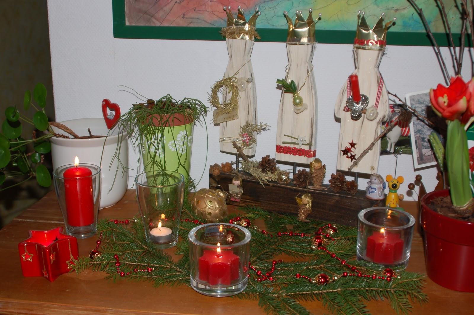 WahnsinnsSeifen: Doch noch Weihnachtsdeko !
