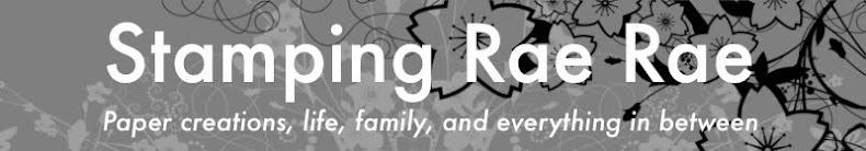 Stamping Rae Rae
