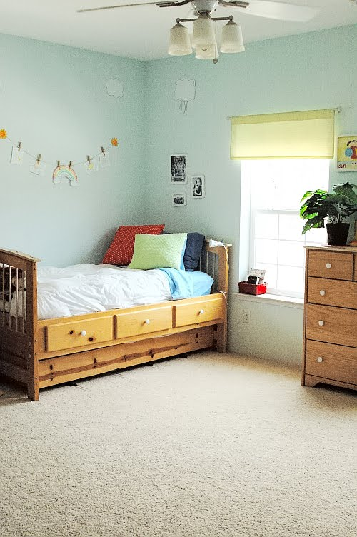 Girls small room for 9x11 room design