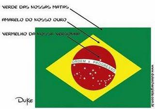 Brasil Vergonha
