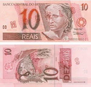 dez reais