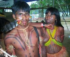 Indigenas Karajá De Brasil